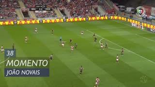 SC Braga, Jogada, João Novais aos 38'