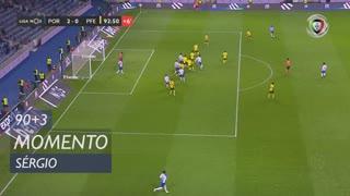 FC Porto, Jogada, Sérgio aos 90'+3'
