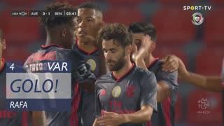 GOLO! SL Benfica, Rafa aos 4', CD Aves 0-1 SL Benfica