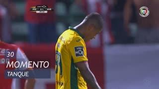 FC P.Ferreira, Jogada, Tanque aos 30'