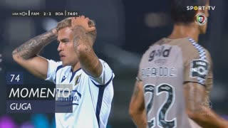 FC Famalicão, Jogada, Guga aos 74'