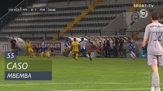 FC Porto, Caso, Mbemba aos 55'