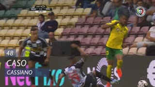Boavista FC, Caso, Cassiano aos 48'