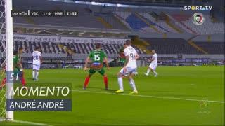Vitória SC, Jogada, André André aos 51'
