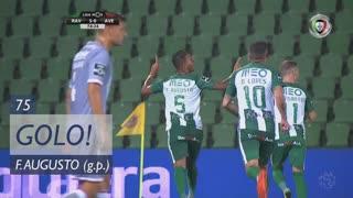 GOLO! Rio Ave FC, Filipe Augusto aos 75', Rio Ave FC 5-0 CD Aves