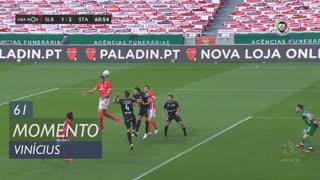 SL Benfica, Jogada, Vinícius aos 61'
