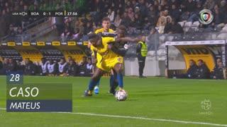 Boavista FC, Caso, Mateus aos 28'