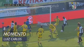 FC P.Ferreira, Jogada, Luiz Carlos aos 8'