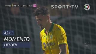 FC P.Ferreira, Jogada, Hélder aos 45'+1'