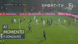 FC Famalicão, Jogada, Pedro Gonçalves aos 42'