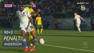FC Famalicão, Penálti, Anderson aos 90'+5'