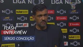 """Sérgio Conceição: """"É um título que deu muito trabalho, mas muito merecido"""""""