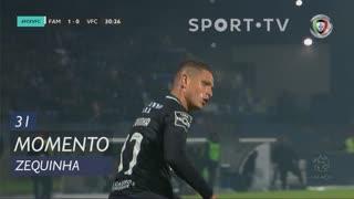 Vitória FC, Jogada, Zequinha aos 31'