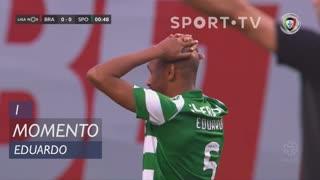 Sporting CP, Jogada, Eduardo aos 1'