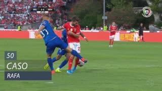 SL Benfica, Caso, Rafa aos 50'