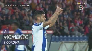 FC Porto, Jogada, J. Corona aos 3'