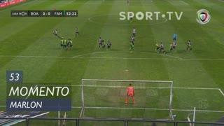 Boavista FC, Jogada, Marlon aos 53'