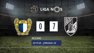 I Liga (20ªJ): Resumo FC Famalicão 0-7 Vitória SC