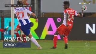 FC Porto, Jogada, Sérgio aos 81'