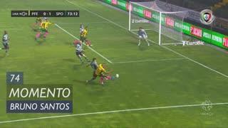FC P.Ferreira, Jogada, Bruno Santos aos 74'