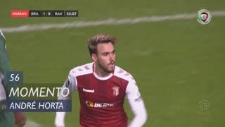 SC Braga, Jogada, André Horta aos 56'