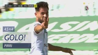 GOLO! Vitória FC, Pirri aos 45'+4', Vitória FC 2-0 FC P.Ferreira
