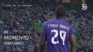 Moreirense FC, Jogada, Fábio Abreu aos 66'
