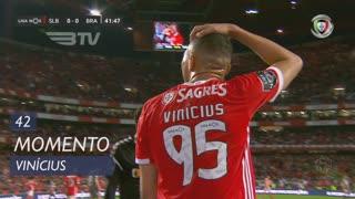 SL Benfica, Jogada, Vinícius aos 42'