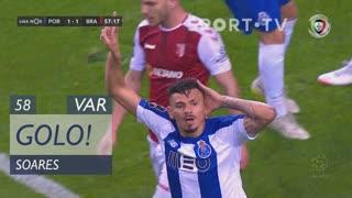 GOLO! FC Porto, Soares aos 58', FC Porto 1-1 SC Braga