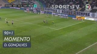 FC Famalicão, Jogada, Diogo Gonçalves aos 90'+1'
