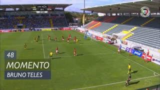 FC P.Ferreira, Jogada, Bruno Teles aos 48'