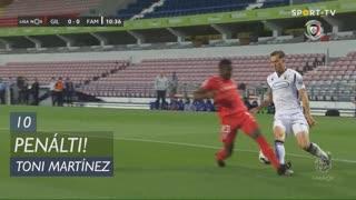 FC Famalicão, Penálti, Toni Martínez aos 10'