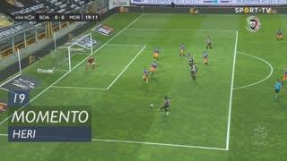 Boavista FC, Jogada, Heri aos 19'