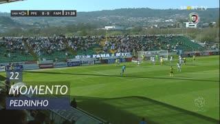 FC P.Ferreira, Jogada, Pedrinho aos 22'