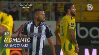 Portimonense, Jogada, Bruno Tabata aos 30'