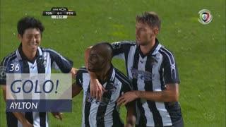 GOLO! Portimonense, Aylton aos 36', CD Tondela 0-1 Portimonense