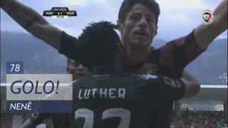 GOLO! Moreirense FC, Nenê aos 78', Marítimo M. 0-1 Moreirense FC