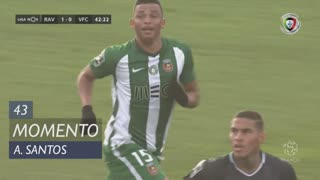 Rio Ave FC, Jogada, Aderllan Santos aos 43'