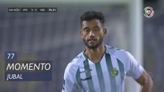 Vitória FC, Jogada, Jubal aos 77'