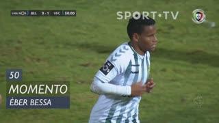 Vitória FC, Jogada, Éber Bessa aos 50'