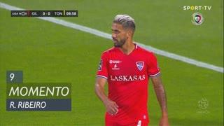Gil Vicente FC, Jogada, Rúben Ribeiro aos 9'