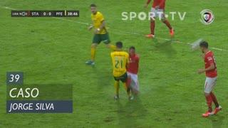 FC P.Ferreira, Caso, Jorge Silva aos 39'
