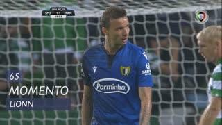 FC Famalicão, Jogada, Lionn aos 65'