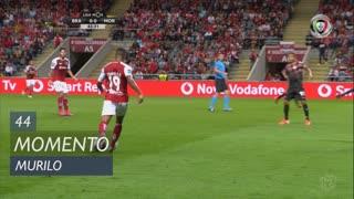 SC Braga, Jogada, Murilo aos 44'