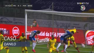 FC Porto, Caso, Danilo aos 61'