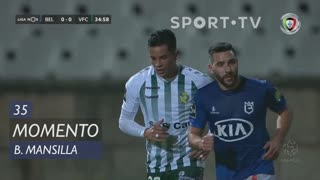 Vitória FC, Jogada, B. Mansilla aos 35'