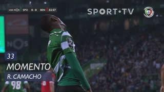 Sporting CP, Jogada, Rafael Camacho aos 33'