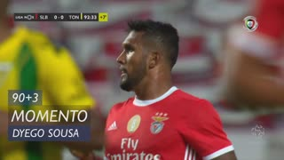 SL Benfica, Jogada, Dyego Sousa aos 90'+3'