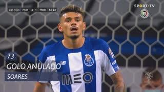 FC Porto, Golo Anulado, Soares aos 73'