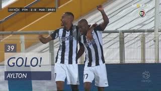 GOLO! Portimonense, Aylton aos 39', Portimonense 2-0 Marítimo M.